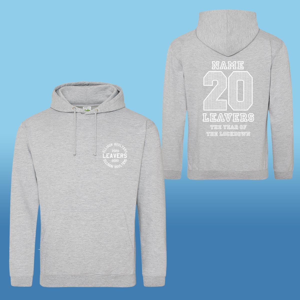 Ellison Boulters Leavers Hoodies