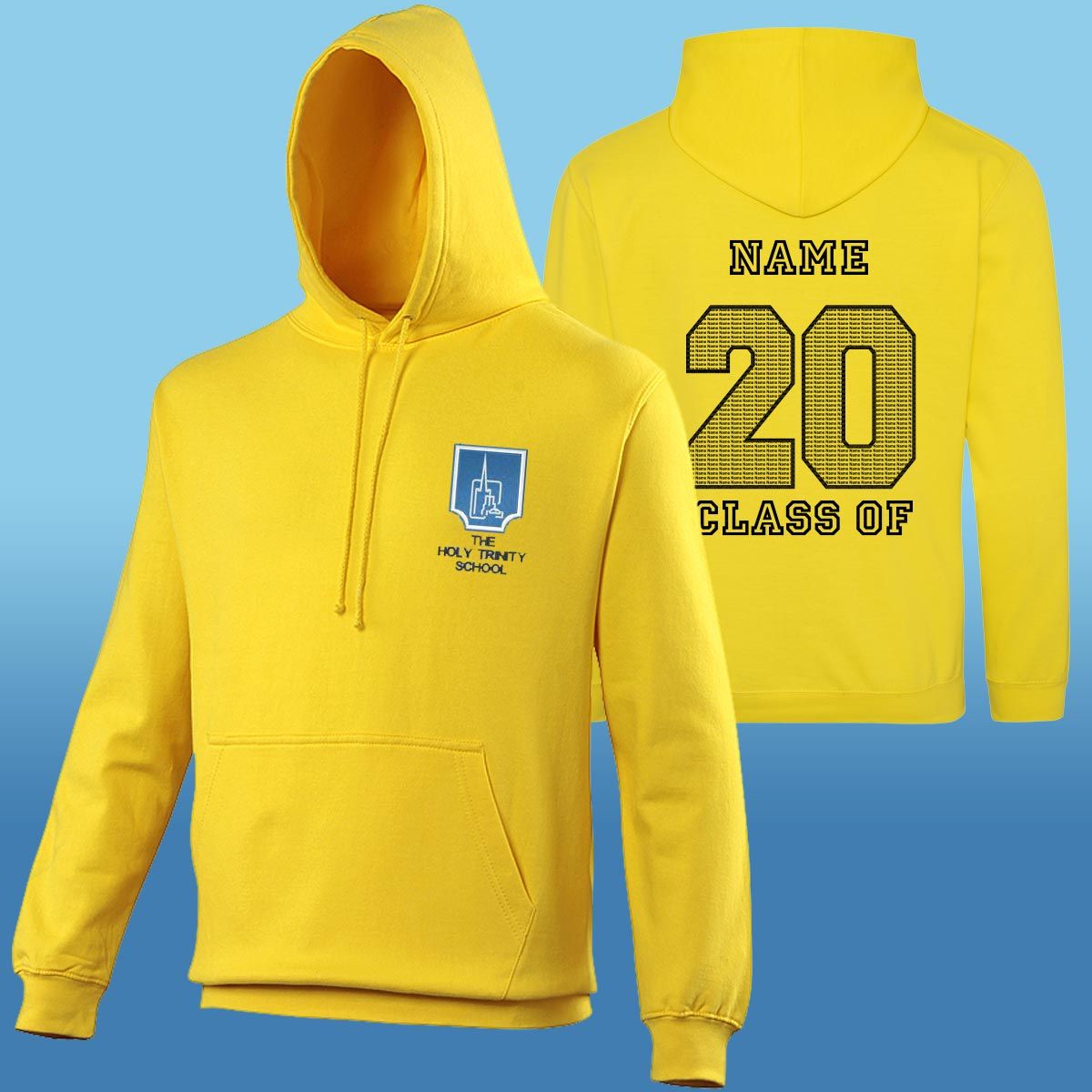 Holy Trinity Leavers Hoodies 2020
