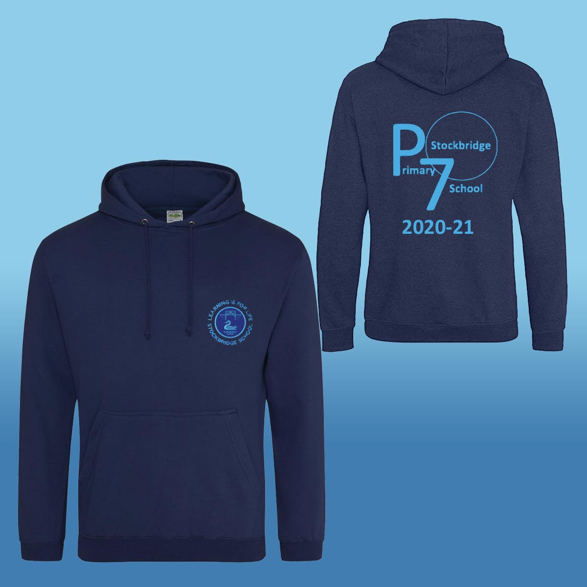 Stockbridge P7Hoodies
