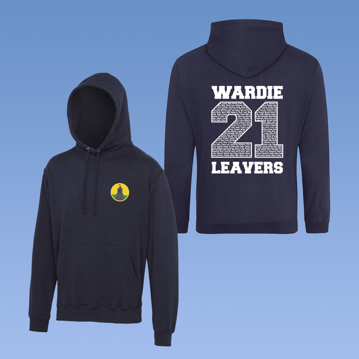 Wardie Leavers Hoodies