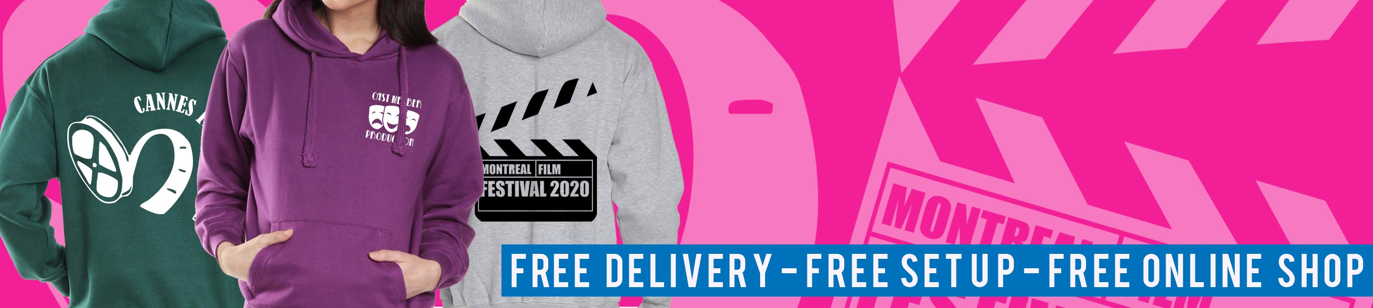 Drama Trip Hoodies from Superlogo