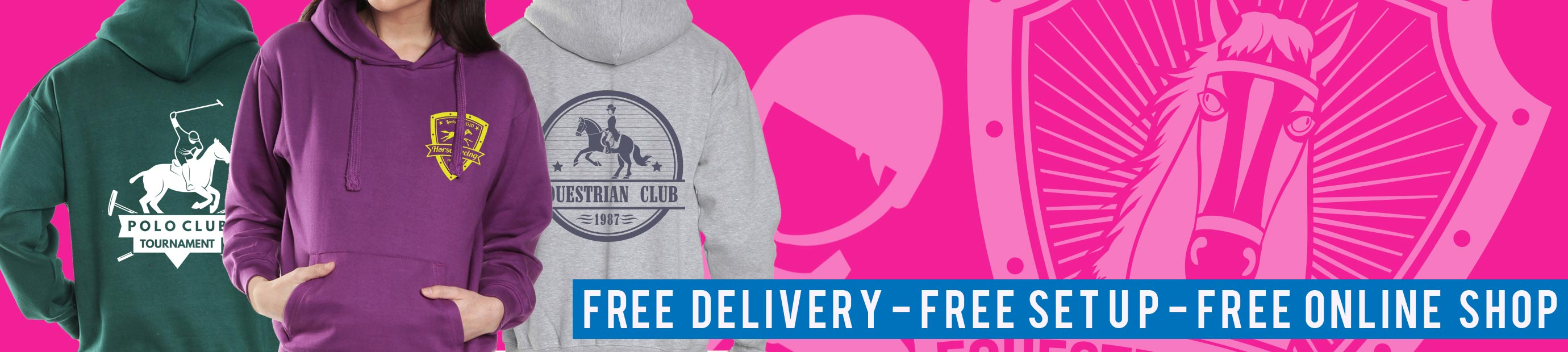 Netball Trip Hoodies from Superlogo