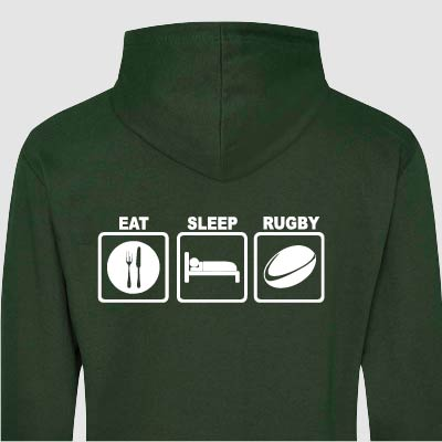 Rugby Tour Hoodies