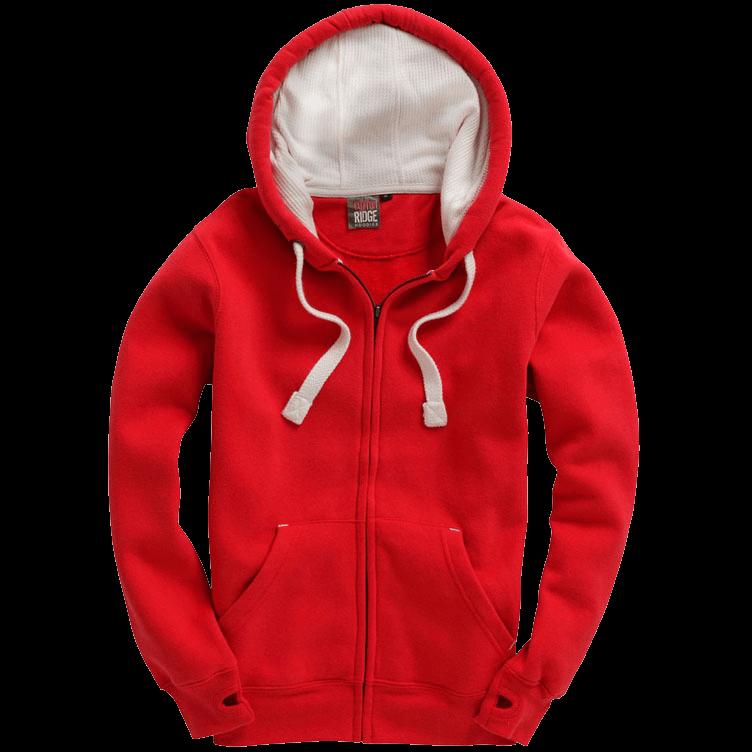 Ultimate Zipped Hoodie